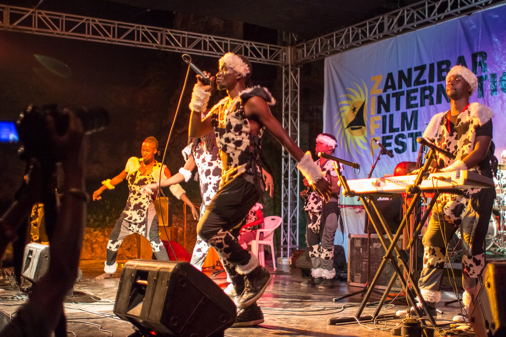 Cocodo Band (Tanzania) at ZIFF 2014 | Copyright 2014, Peter … | Flickr