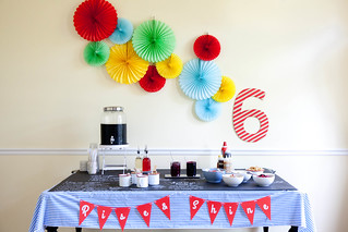 Rise and Shine: Andrew's Waffle Bar Birthday Party | by annieseats
