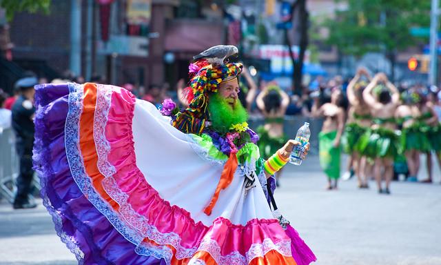 The 8th Annual Dance Parade & Festival