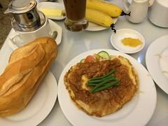 Spring Hotelの朝食