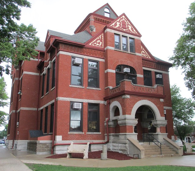 Adair County Courthouse (Greenfield, Iowa)