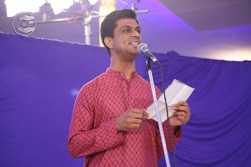 Poem by Deepak Puspakar from Bengaluru