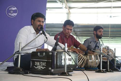 Devotional song by Shikhar Malhotra from Defense Colony, Delhi