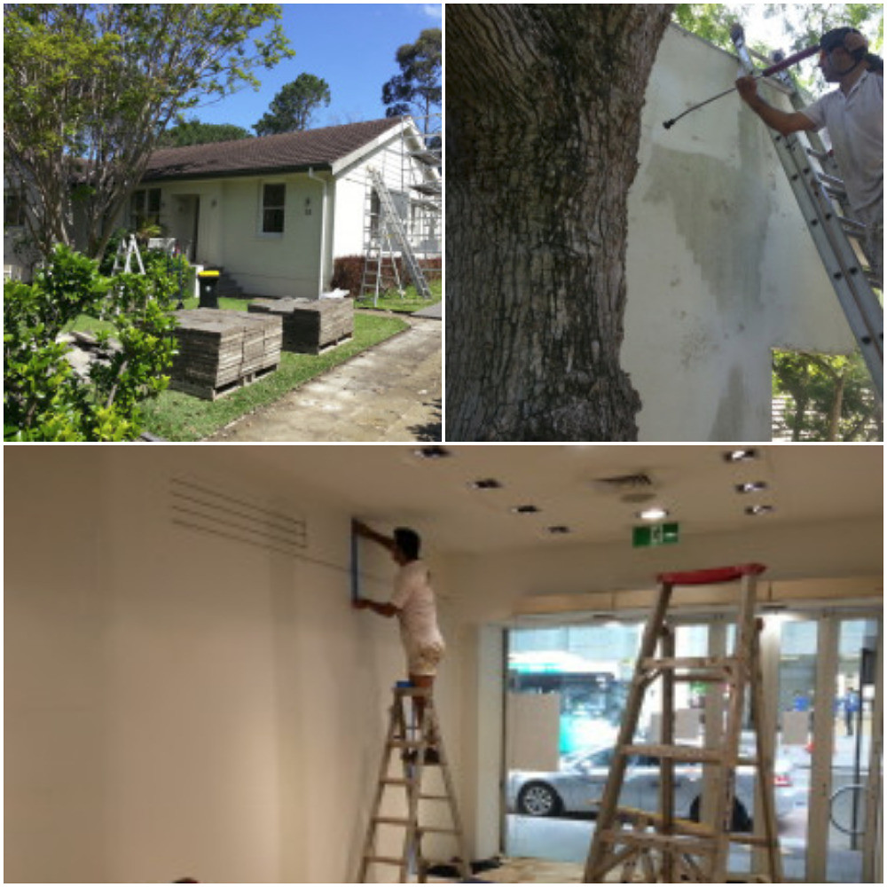 Sydney House Painter - Rabin Painting Services