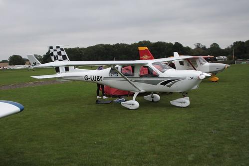 G-LUBY Jabiru J430 [PFA 336-14605] Sywell 030911