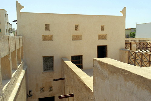 Sheikh Isa Bin Ali House in Muharraq | by rougetete