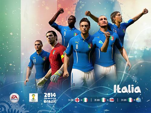 EASPORTS2014FIFAWorldCupBrazil_Italy_Wallpaper_800x600 | by EA SPORTS FIFA