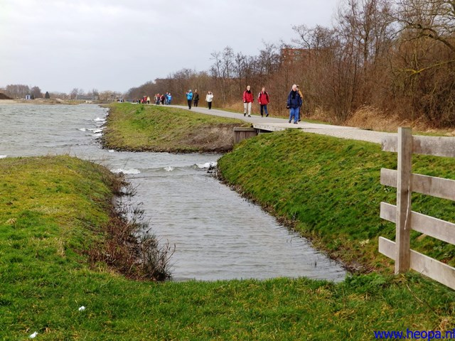 15-02-2014 Woerden 26 Km (21)