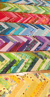 Scrappy French Braid Quilt | by cybperry