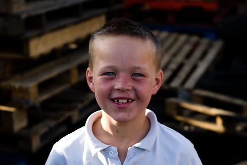 Belfast' child