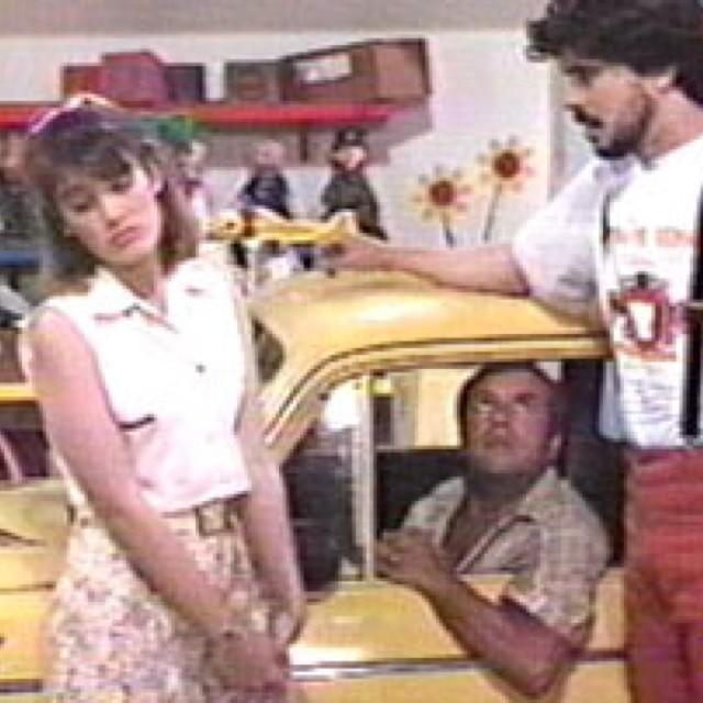 #TBT 1992 #Fandango con Diego Bertie y Jorge Quiñe #FunTimes #GoodTimes #Sitcom