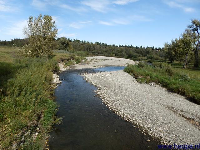 16-09-2013 De Vallei - fishcreek wandeling 36 Km  (45)