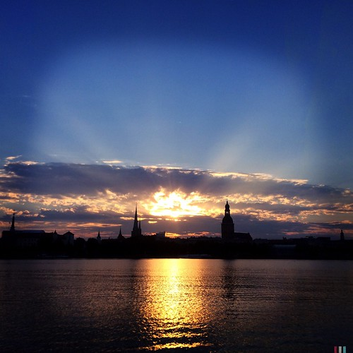 sky sunrise riga hipstamatic