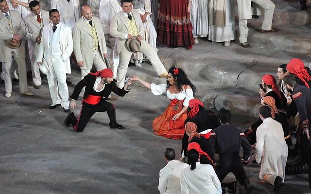 Georges Bizet: Carmen, Arena di Verona