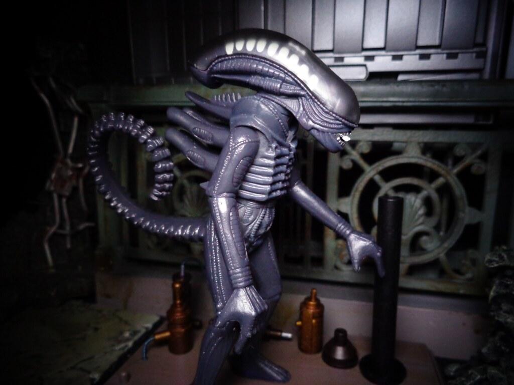 ReAction Alien