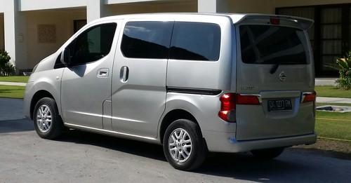 Nissan Evalia SV