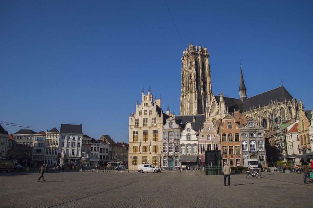 Mechelen Market Square