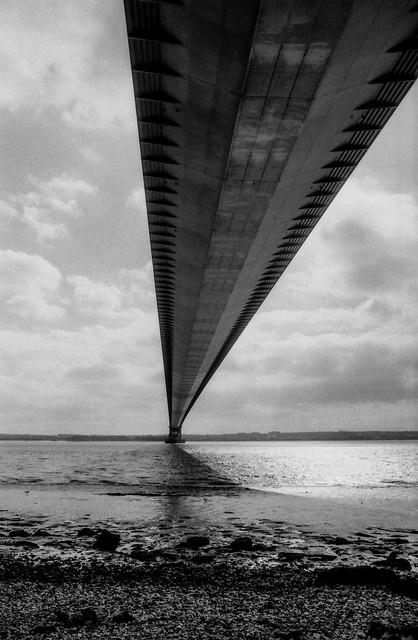 Under the bridge where the trolls live