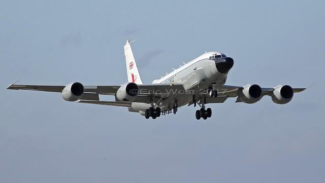 ZZ664  AIRSEEKER R1  51sqn  RAF