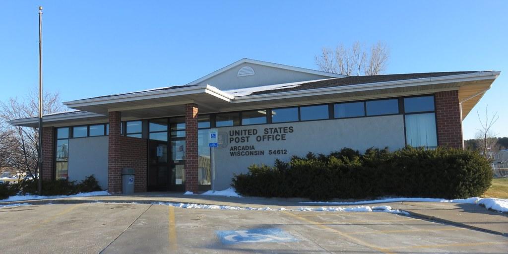 Post Office 54612 (Arcadia, Wisconsin)   Arcadia, Wisconsin