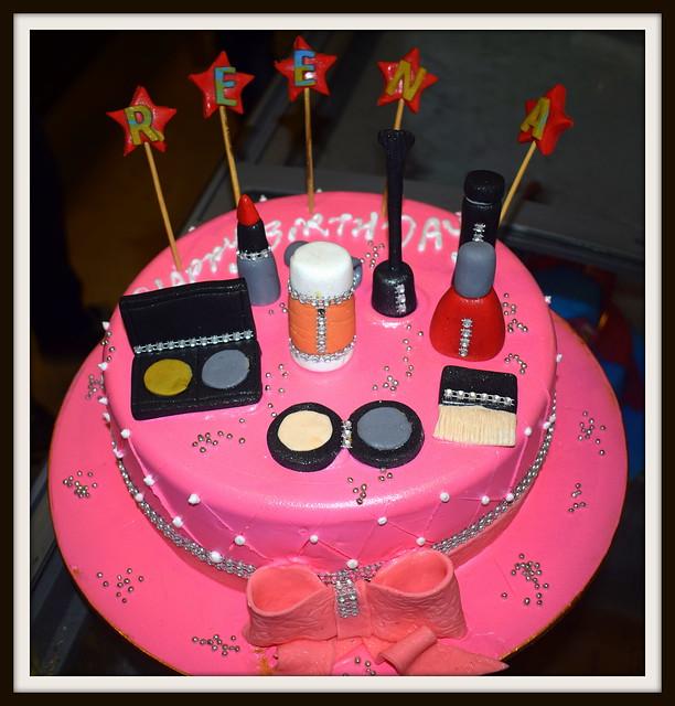 Make Theme Designer Cake