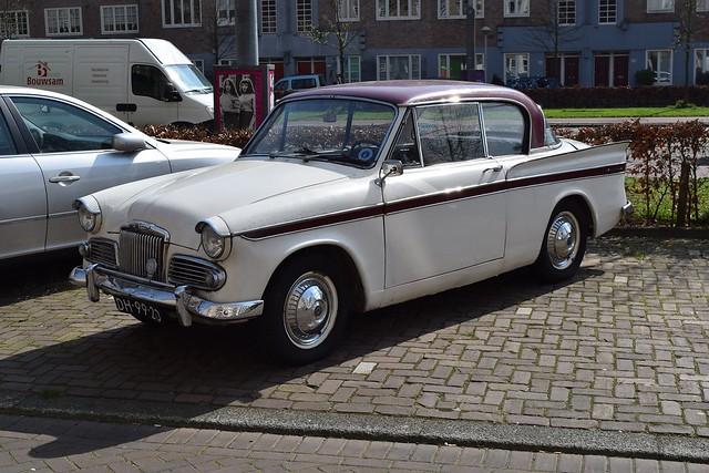 Sunbeam Rapier Mk 3 1960