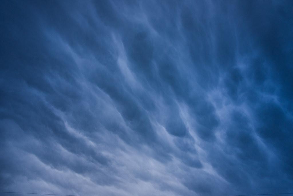 Mammatus Clouds, Kingsford NSW
