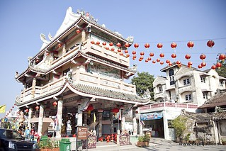 Guan Wu Shrine Bangkok | by ExpiqueTravel