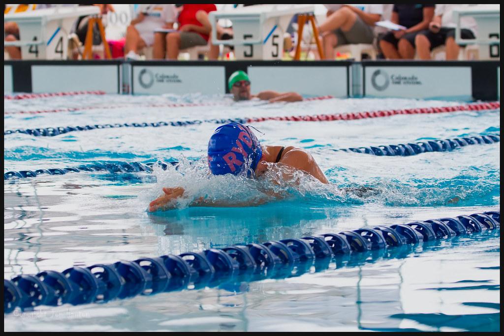 100 breaststroke 23