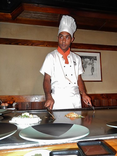 Teppanyaki Chef | by mikecogh