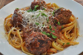 Mmm... meatballs | by jeffreyw