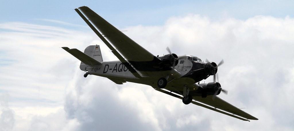 Ju 52 Nürnberg