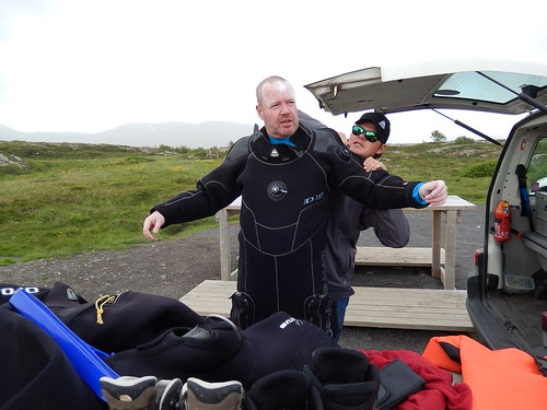 IJsland - Thingvellir - snorkelen - 2