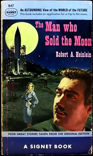 Signet 847 (March, 1951). Cover Art by Stanley Meltzoff