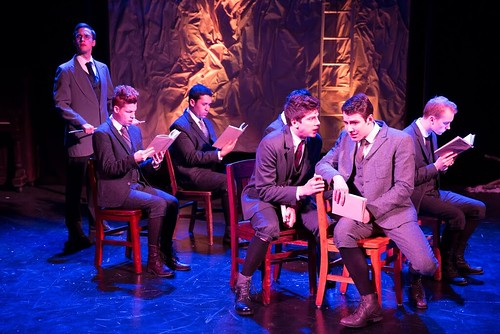 The Men From Spring Awakening
