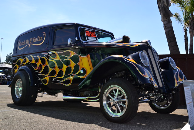 The 50th Annual L. A. Roadster Show