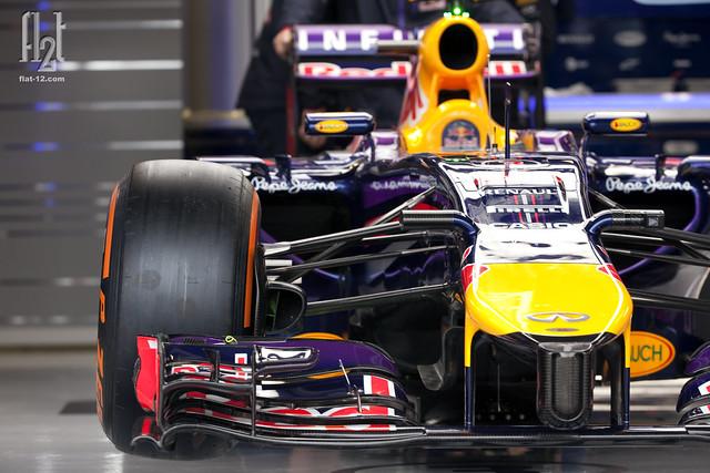 Red Bull RB-10, Daniel Ricciardo