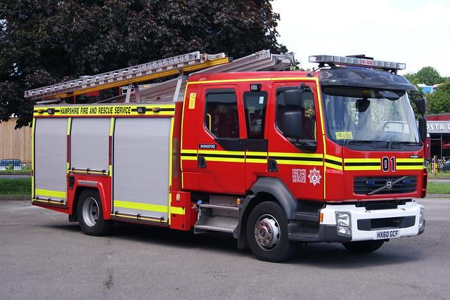 Hampshire - HX60GCF - Basingstoke - 01P1 - WrL