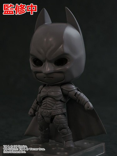 Nendoroid Batman | by animaster