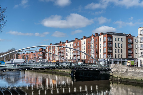 JAMES JOYCE BRIDGE [BLACKHALL PLACE]-125376 | by infomatique