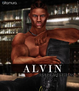 "Altamura: ""ALVIN"" BENTO Head | by Altamura Bento Avatar"