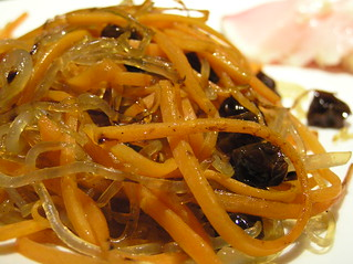 Carrot and Kelp Noodles | by Laurel Fan
