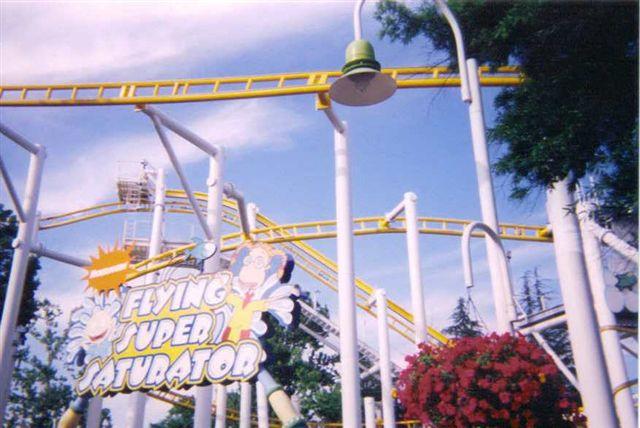 Paramount's Carowinds 2004