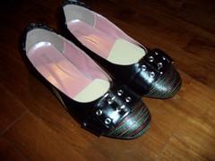 less cutesy new shoes