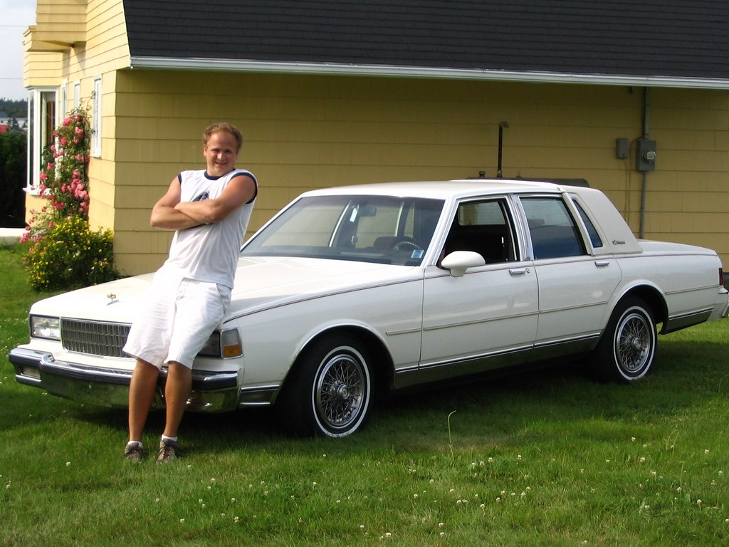 super cheap 100% high quality good out x 1989 Chevrolet Caprice Classic Brougham LS | Me and my baby ...