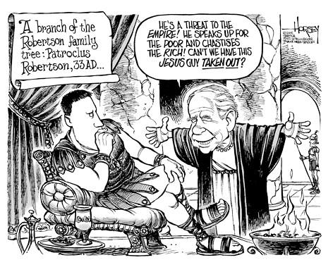 Pat cartoon