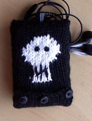 Skulll iPod #1 (back)