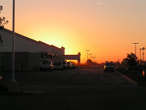 marysville sunrise