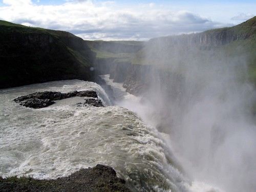 Gullfoss   by Ruth and Dave