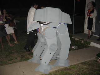 AT-AT Costume day 7 - go for the legs | by gfixler